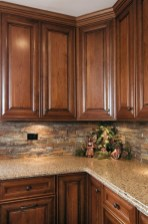 Kitchen Tile Backsplash Ideas Suitable For Your Kitchen (63)