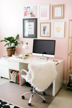 Small Home Office Ideas In Living Room