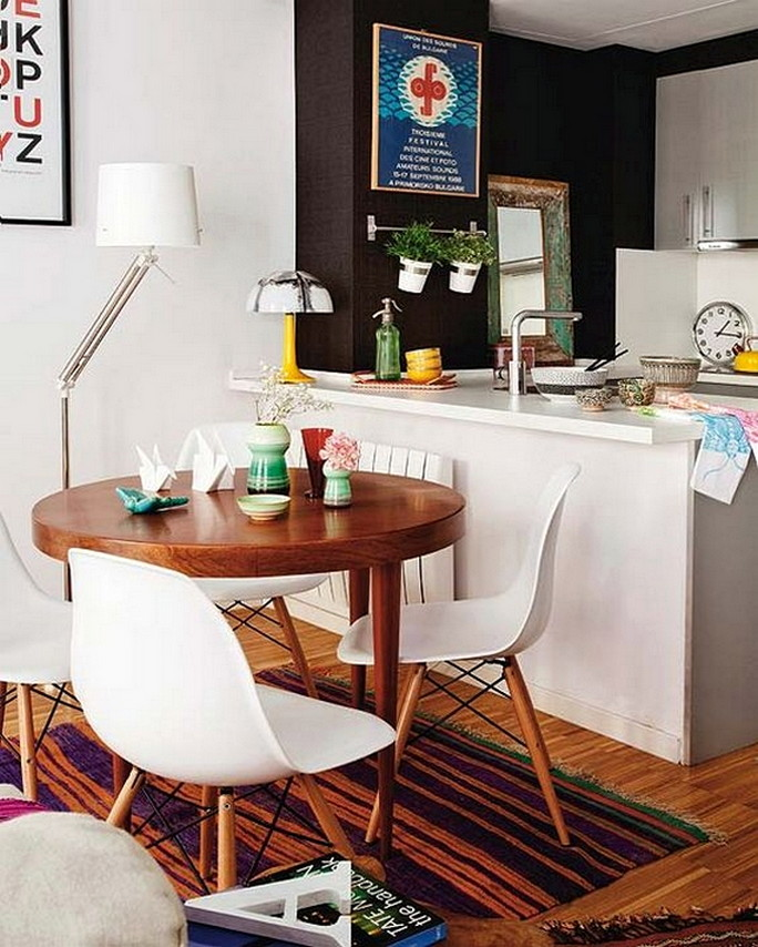 70+ Small Kitchen Tables Ideas For Small Space On A Budget