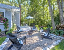 Small Outdoor Deck Decorating Ideas