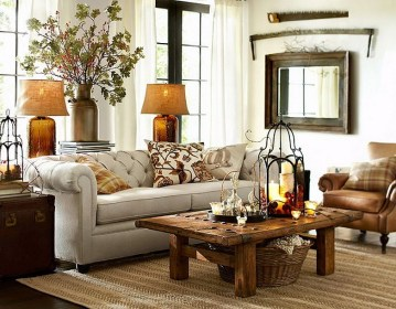 Stunning Rustic Living Room Design Trends and Ideas (17)