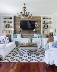 Stunning Rustic Living Room Design Trends and Ideas (2)