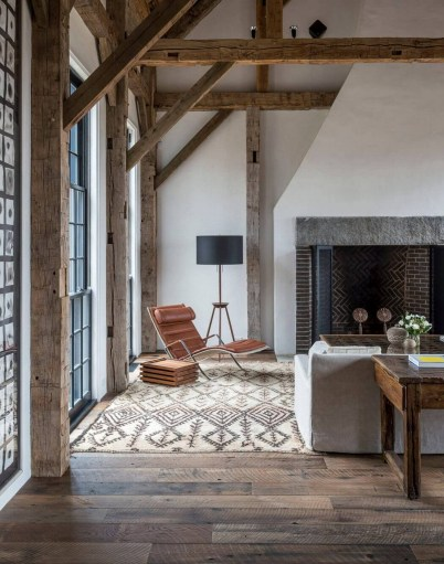 Stunning Rustic Living Room Design Trends and Ideas (30)