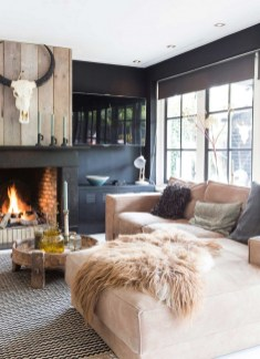 Stunning Rustic Living Room Design Trends and Ideas (46)