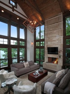 Stunning Rustic Living Room Design Trends and Ideas (52)