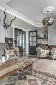 Stunning Rustic Living Room Design Trends and Ideas (54)