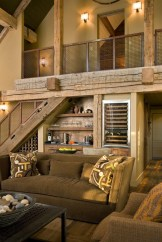Stunning Rustic Living Room Design Trends and Ideas (8)
