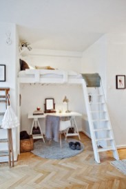 Under Bed Stairs Home Office Ideas
