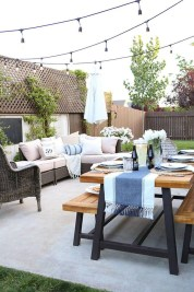 Wonderful Farmhouse Backyard Deck Design Ideas Remodels (49)