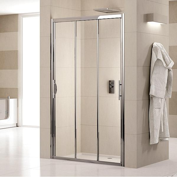 Frameless Sliding Shower Door Hardware