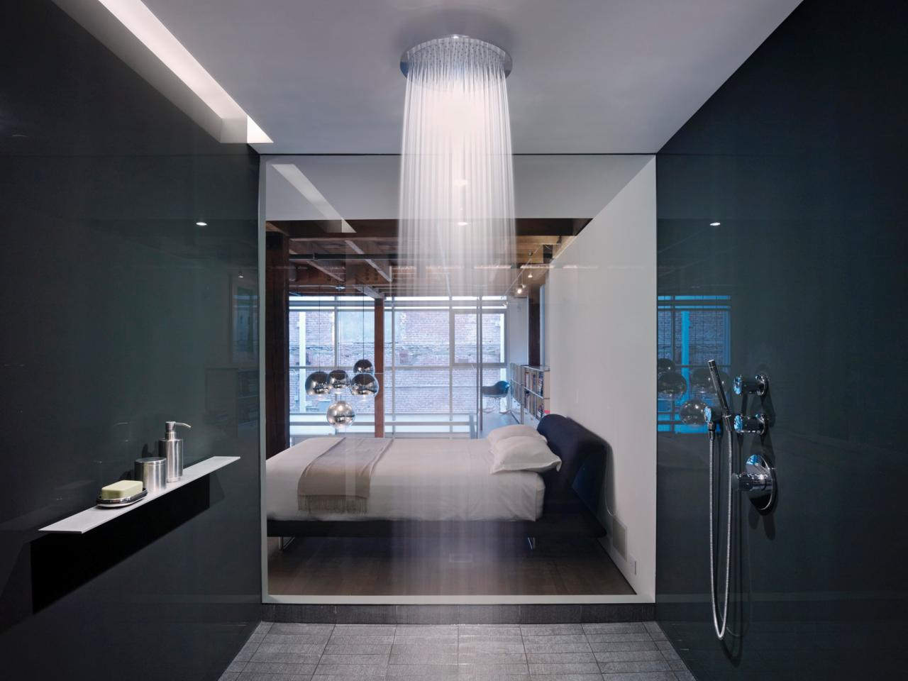 Large Rain Shower Head How To Add Rainfall Effect To Your