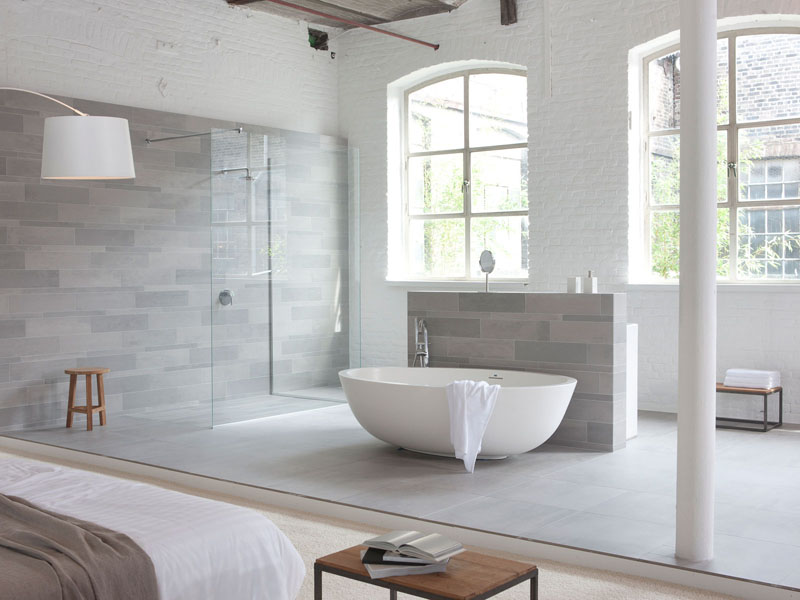 Bathroom Tiles B Q Interior Design - Grey bathroom tiles bq
