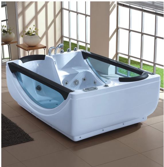 Two Person Bathtubs For A Romantic Couple