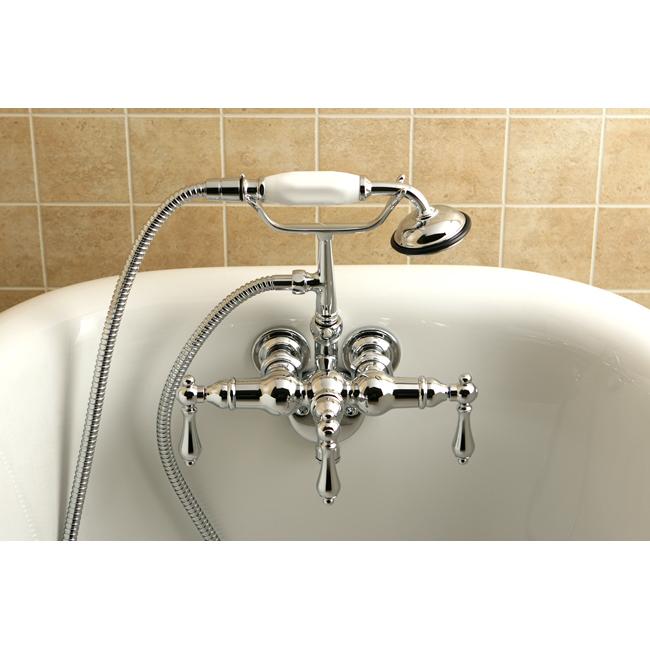 wall mount clawfoot tub faucet faucets for clawfoot bathtubs decorideasbathroom com best bath ideas