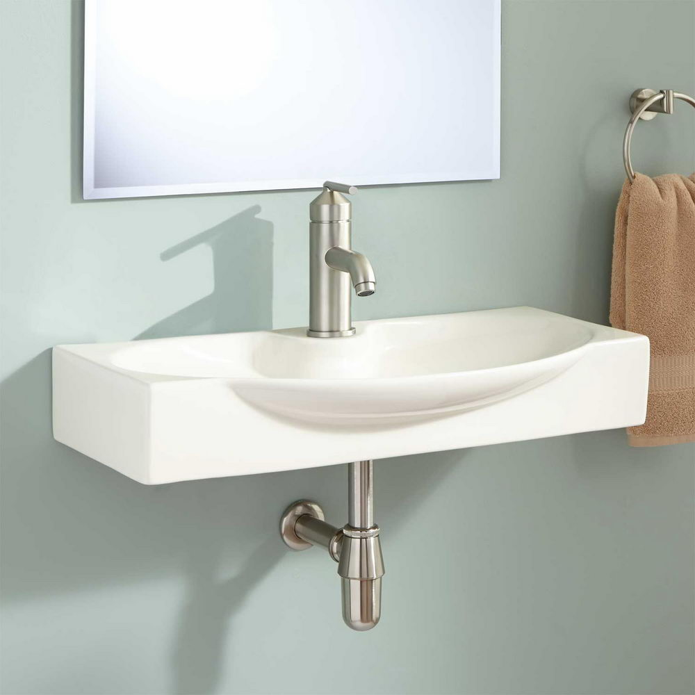 Narrow Bathroom Sinks