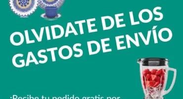 OLVÍDATE DE LOS GASTOS DE ENVÍO