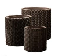 Large Plastic Planters for Outdoor and Indoor Usage ...