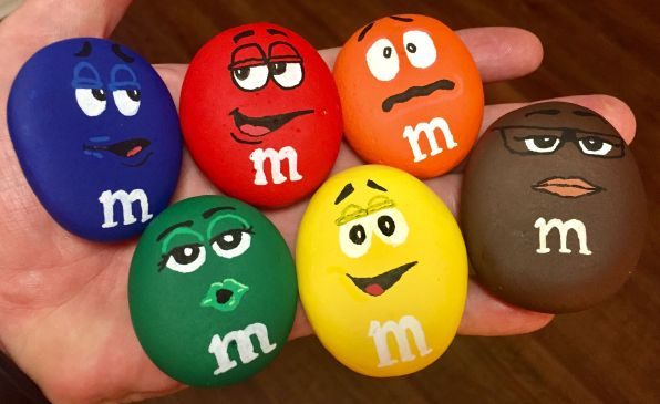 M&M Pebble Arts