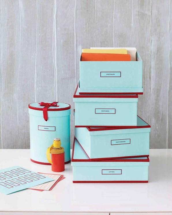 The Matching, Stylish Boxes