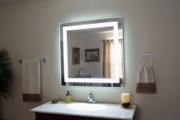 Bathroom Vanity Mirror with LED Lights