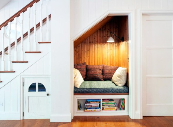 A Tiny But Cozy Room