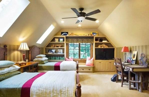 A Very Nice Hotel Room