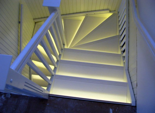 Stair Tread Lights