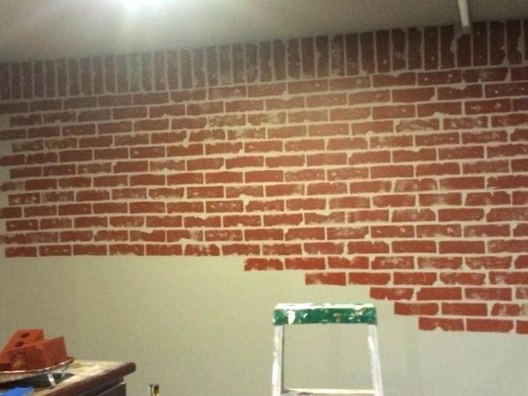 The Bricks' Stamp