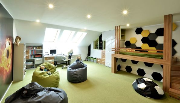 Playful Bonus Room