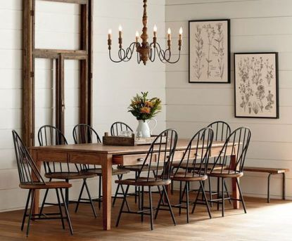 +14 That Will Make You Dining Room Decor Farmhouse Joanna Gaines 28