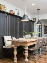 +14 That Will Make You Dining Room Decor Farmhouse Joanna Gaines 45