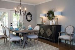 +14 That Will Make You Dining Room Decor Farmhouse Joanna Gaines 65