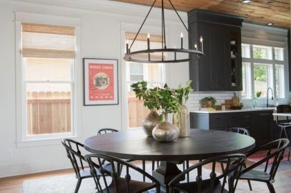 +14 That Will Make You Dining Room Decor Farmhouse Joanna Gaines 77