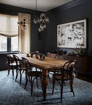+15 Most Popular Ways To Dining Room Design Ideas Traditional 45