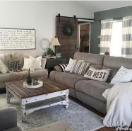 + 17 Reason You Didn't Get Living Room Ideas Rustic Farmhouse Style Paint Colors 21