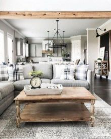 + 17 Reason You Didn't Get Living Room Ideas Rustic Farmhouse Style Paint Colors 28