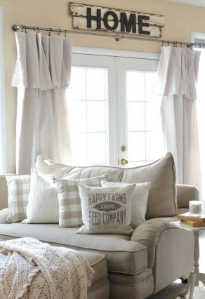 + 17 Reason You Didn't Get Living Room Ideas Rustic Farmhouse Style Paint Colors 32