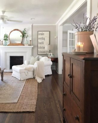 + 17 Reason You Didn't Get Living Room Ideas Rustic Farmhouse Style Paint Colors 51