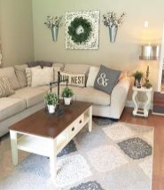 + 17 Reason You Didn't Get Living Room Ideas Rustic Farmhouse Style Paint Colors 74