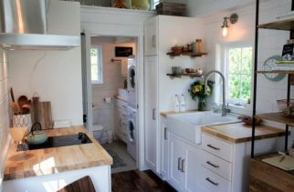 +17 Trends You Need To Know Kitchen Dining Room Small Tiny House 52