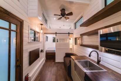 +17 Trends You Need To Know Kitchen Dining Room Small Tiny House 66