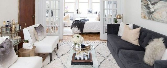 +21 Reason You Didn't Get Apartment Decorating On A Budget Rental Small Bedroom 32