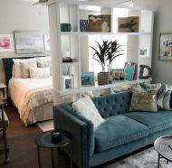 +21 Reason You Didn't Get Apartment Decorating On A Budget Rental Small Bedroom 43
