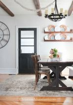 + 26 Secrets To Dining Room Ideas Farmhouse Paint Colors 7