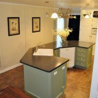 35 Single Wide Mobile Home Remodel before and after Kitchen Makeovers Options