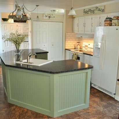 35 Single Wide Mobile Home Remodel Before And After Kitchen Makeovers Options Decorinspira Com
