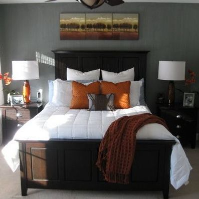 48 Underrated Questions About Neutral Bedroom With Dark Furniture Color Combos Accent Walls Decorinspira Com