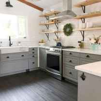 +41 To Consider For Farmhouse Kitchen Cabinets Design Ideas 108