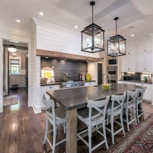 +41 To Consider For Farmhouse Kitchen Cabinets Design Ideas 23