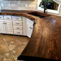 +41 To Consider For Farmhouse Kitchen Cabinets Design Ideas 41